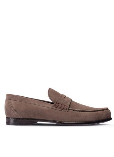 Deery Hakiki Deri Ayakkabı Vizon